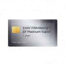 EASY-FIRMWARE PLATINUM SUPER - 500 GB [1 año]