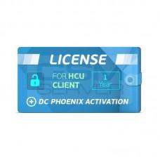 HCU CLIENT + DC PHOENIX - ACTIVACION [1 año]