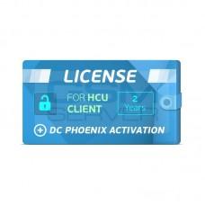 HCU CLIENT + DC PHOENIX - ACTIVACION [2 años]