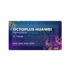 OCTOPLUS HUAWEI - LICENCIA DIGITAL [1 año]
