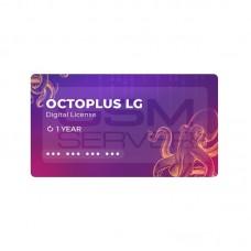 OCTOPLUS LG - LICENCIA DIGITAL [1 año]