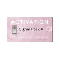 SIGMA PACK 4 - ACTIVACION